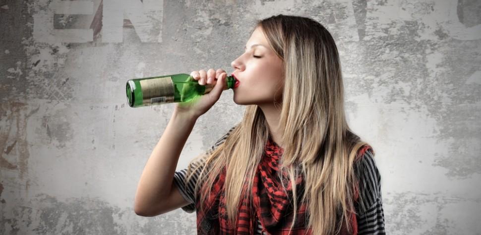 Женская наркомания и женский алкоголизм